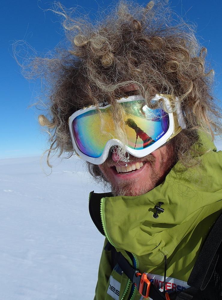 Bilde av ekspedisjonsfarer Aleksander Gamme