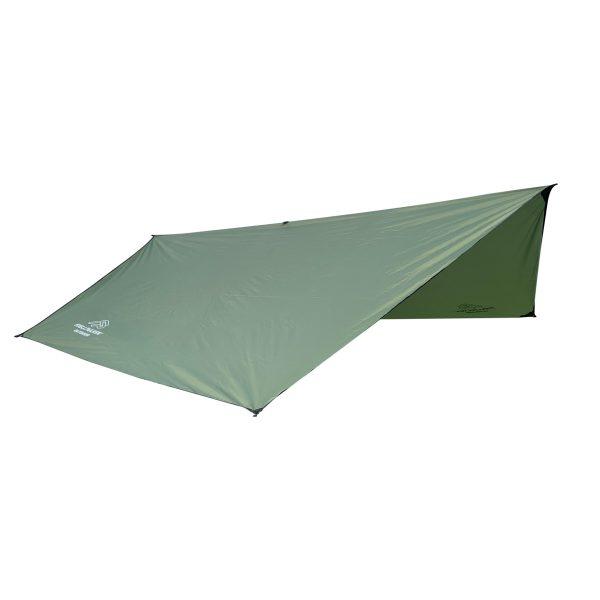 tarp fjellpulken grønn